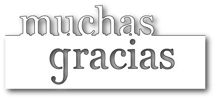 Home > Dies > All Dies > 98921 Muchas Gracias en Grande craft dies