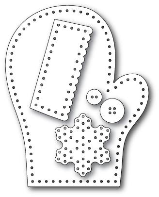 memory box Plush Frosty Mitten에 대한 이미지 검색결과