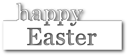 Image result for memory box 99337 grand happy easter