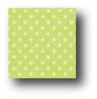 77897 Key Lime distressed dots pattern