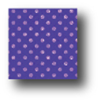 77931 Violet distressed dots pattern