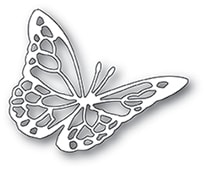 94221 Floating Butterfly craft die