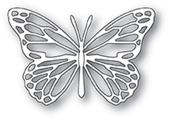 94234 Sofia Butterfly craft die