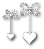 98474 Precious Hearts craft dies