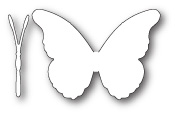 98876 Asti Butterfly Wings craft dies