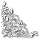 98895 Wildflower Corner craft die