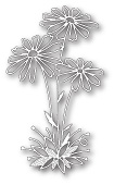 98904 Glorious Gerber Daisies craft dies