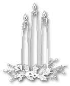 98937 Shining Candles craft dies