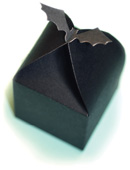 99036 Batty Favor Box craft dies