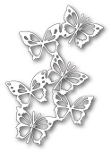 99078 Fairyland Butterflies craft dies