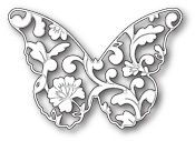99089 Lydia Butterfly craft dies