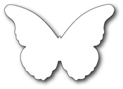 99091 Sorona Butterfly craft dies
