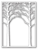 99159 Medium Forest Archway craft dies