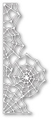99199 Spider Web Border craft dies