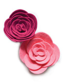 99417 Plush Ranunculus craft die