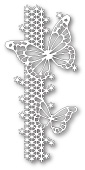 99470 Silver Springs Butterfly craft die