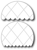 99474 Quilted Balloon Decorations craft die