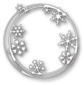 99494 Snowflake Ring craft die