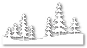 99507 Fresh Pine Landscape craft die