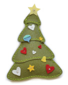 99513 Plush Evergreen Tree craft die