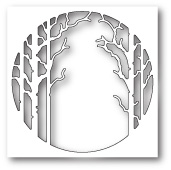 99588 Tree Branch Circle craft die