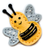 99656 Plush Baby Bumble craft die