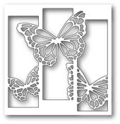 99735 Butterfly Spectacle craft die