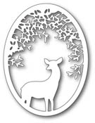 99737 Deer Grove Oval craft die