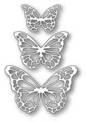 99740 Potenza Butterfly Trio craft die