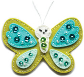 99755 Plush Cute Butterfly craft die