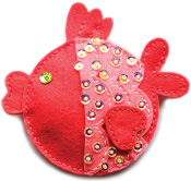 99768 Plush Funny Fish craft die