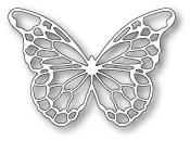 99777 Chantilly Butterfly craft die