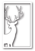 99797 Reindeer Window craft die