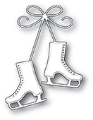99889 Classic Ice Skates craft die