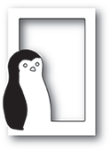 99892 Little Penguin Collage craft die
