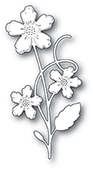 99958 Glorious Floral Stem craft die