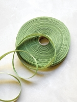 33111 Olive Metallic Ribbon