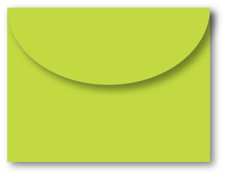 40020 Key Lime envelope pack