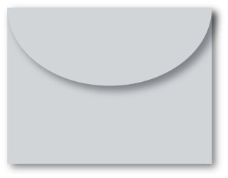 40052 Dove Gray envelope pack
