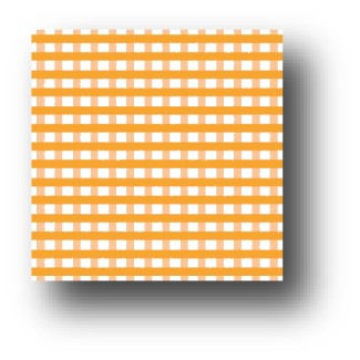 77907 Mango gingham pattern