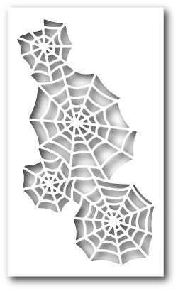 99200 Spidery Web Collage craft dies