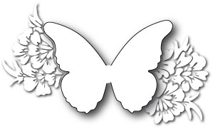 99211 Angel Butterfly Wings craft dies