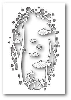99703 Under The Sea Collage craft die
