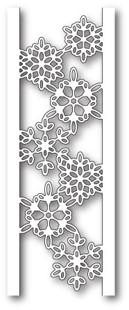 99815 Batavia Snowflake Channel craft die