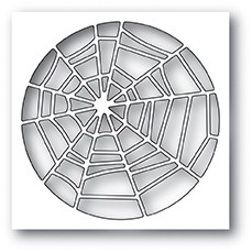 99881 Circle Web Collage craft die