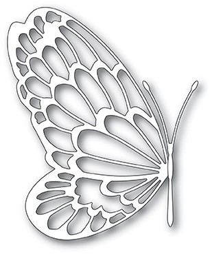 99943 Big Butterfly Wing craft die