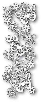99944 Butterfly Parade craft die