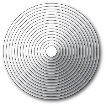 Memory Box Circle Basics