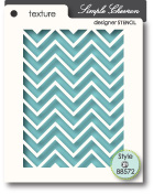 88572 Simple Chevron stencil