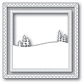 94045 Meadowtree Frame craft die